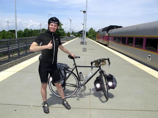 Ride Report: Ben's Bike Tour