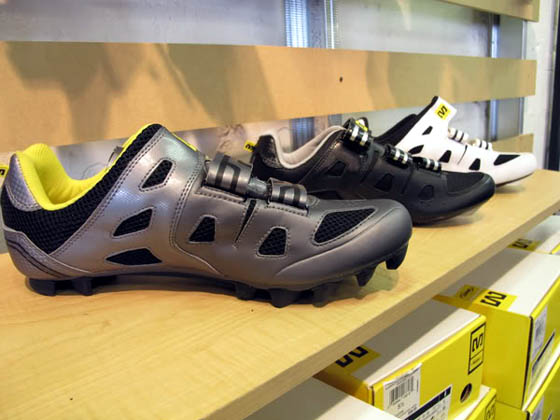 Mavic cycling shoes 2011
