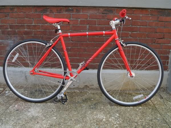 2011 Draft Lite single speed