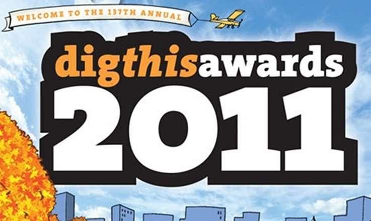 Boston Weekly Dig Dig This Award