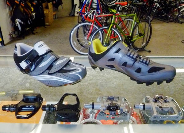 Mavic Shimano spd look spd-sl clipess cycling shoes
