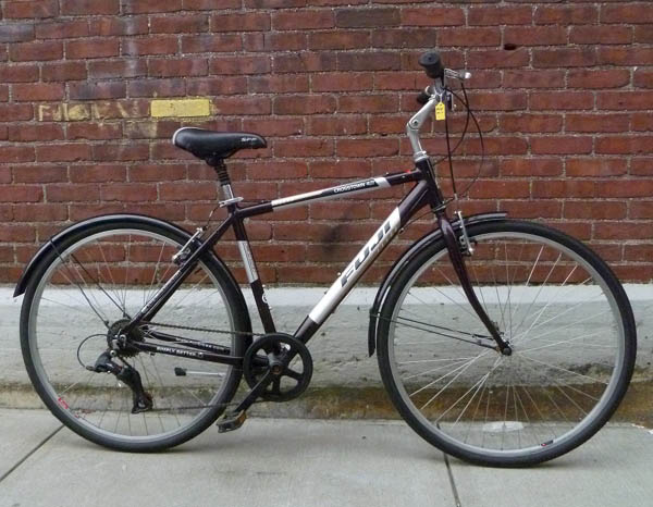 Boston used cross town bikes for sale