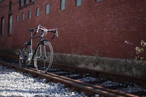 Morgan Saila Custom Matte Black SugarCoat cross bike custom matte black