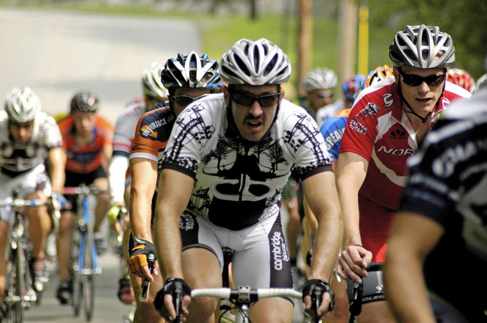 Cambridge Bicycle racers