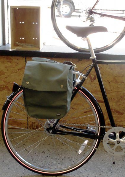 2012 Linus Bikes panniers - bags accessories