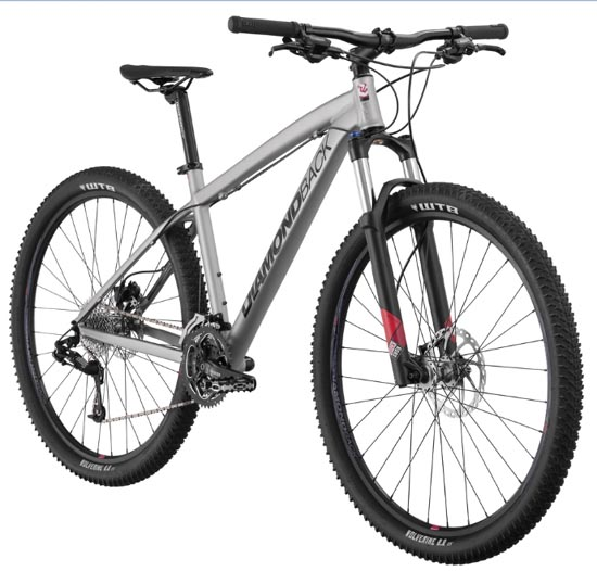 2012 Diamondback Overdrive Comp 29er hardtail