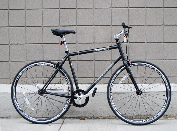 KHS Urban Soul 2012 bicycle
