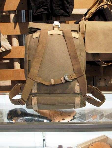 2013 Brooks Pickwick Backpack