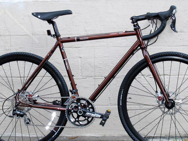 2013 Ralegh Roper steel cyclocross bike
