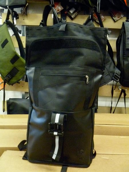 Chrome District waterproof pack