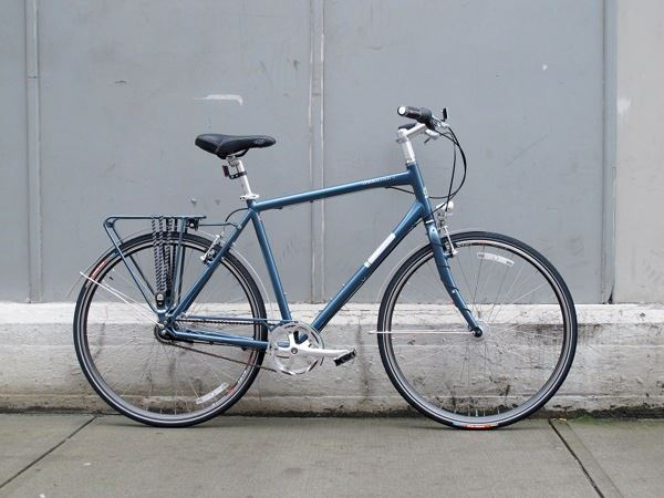 2011 Jamis Commuter 4 blue on sale