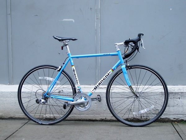 2012 Bianchi Imola road bike on sale