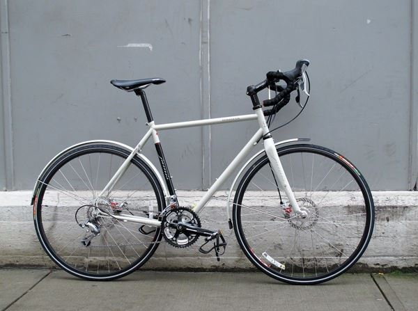 2012 Jamis Bosanova disc brake cross commuter on sale