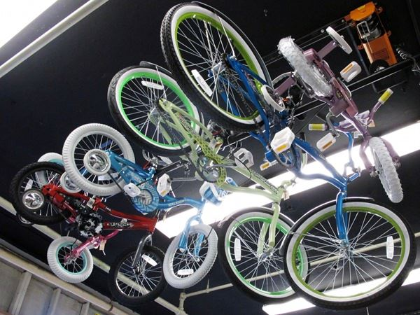 Children's Bikes for the Holiday