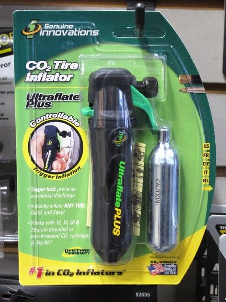 Ultraflate Plus CO2 inflator