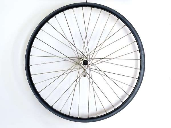 BMX QR front wheel