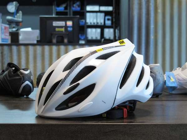 Mavic Wheels, Helmets, and Pedals