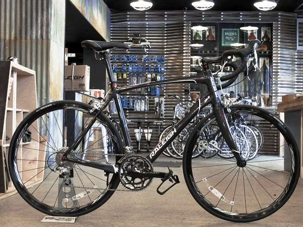2013 Raleigh Revino 1.0 carbon road Shimano Tiagra