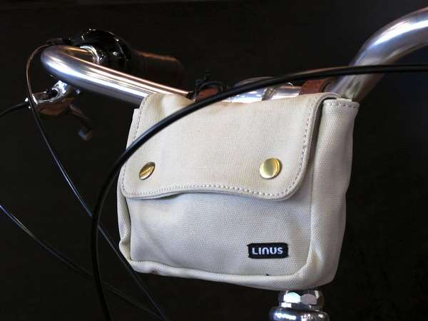 Linus the pouch handlebar bag