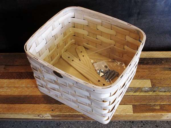 Peterboro baskets racktop basket