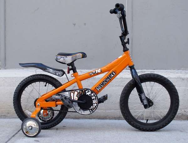Used Diamondback RM16 kids bike
