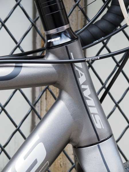 2013 Jamis Nova Sport aluminum disc brake cyclocross Shimano 2300 tapered headtube