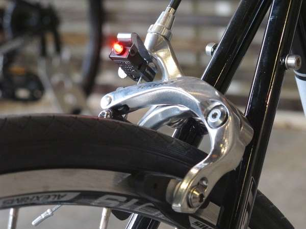 Ilumenox Nano brake light sidepull road caliper