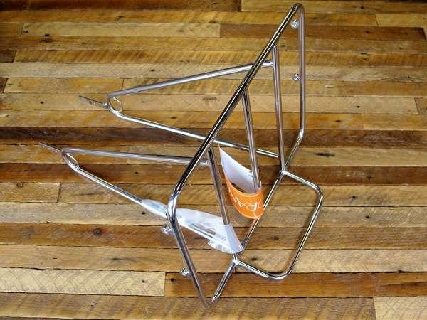 Velo Orange Porteur Rack stainless steel
