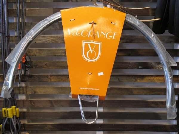 Velo Orange stainless fenders touring 45mm