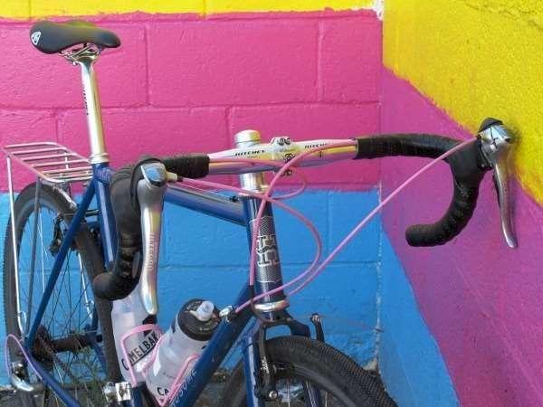 Handsome Devil Ritchey Ultegra mix cross bike