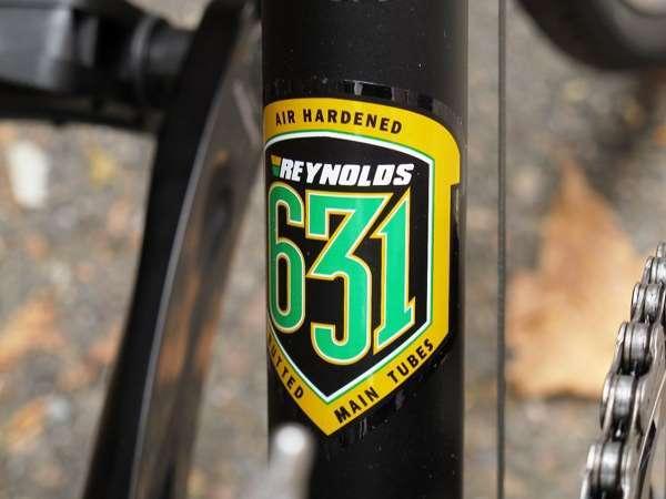 2014 Jamis Quest Elite steel road Reynolds 631 Ritchey components road bike