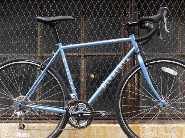 2014 Bianchi Volpe Shimano Tiagra touring commuter cyclocross