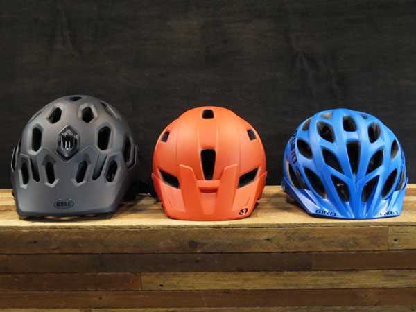Bell Super Giro Feature Phase Helmets