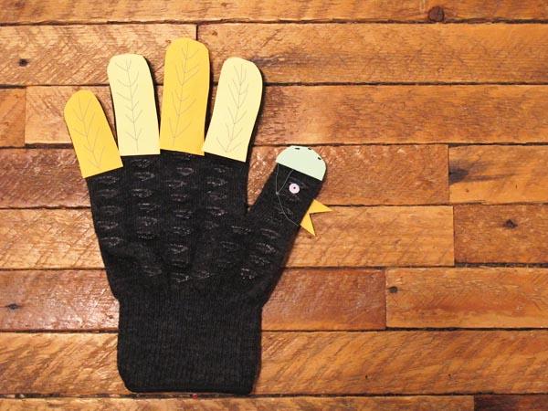Thanksgiving sale hand turkey