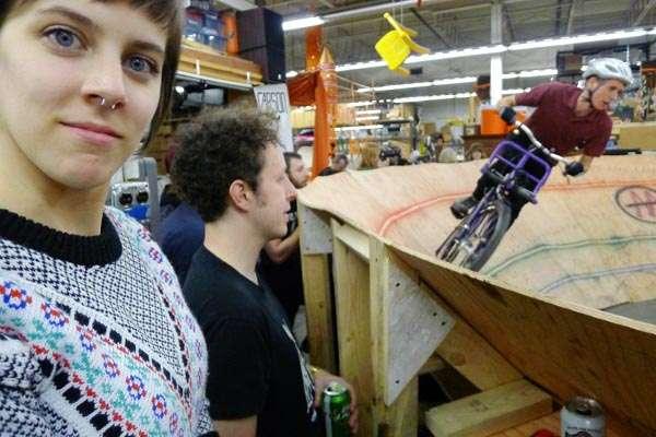 Artisan's Asylum minidrome DIY track