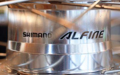 Shimano Alfine 11 Wheelset