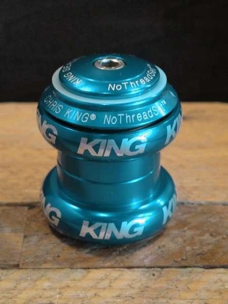 Chris King Turquoise