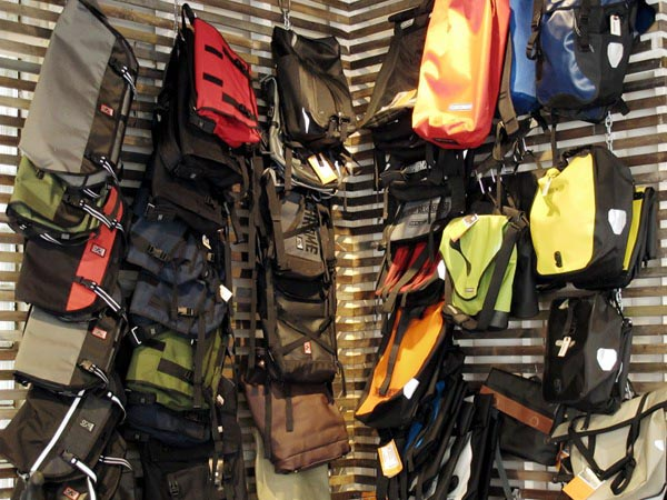 Bag and Helmet Restock