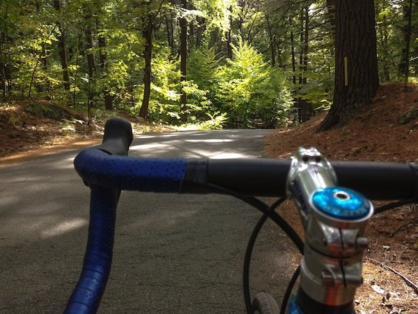 prospect hill climb on road bike.jpg