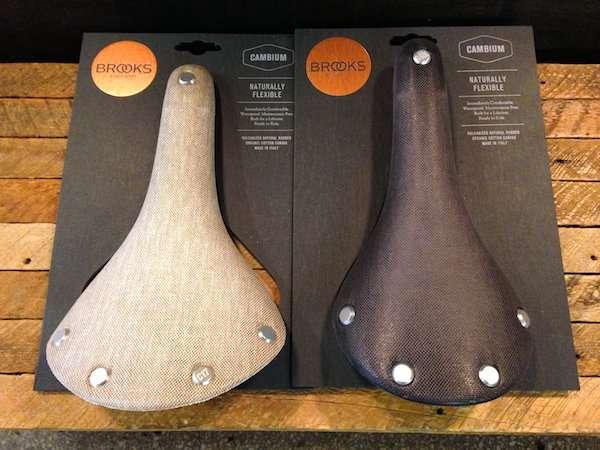 brooks cambium c15 c17 vegan slate natural saddle
