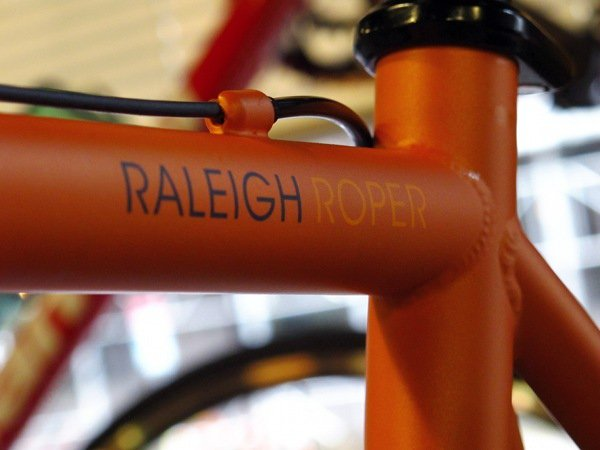 2015 raleigh roper urban cross steel reynolds 525 disc brakes shimano alivio