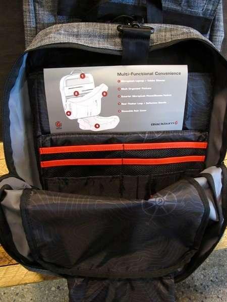 blackburn central city commuter panniers bags