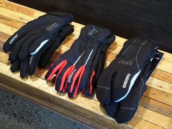 gore bike wear power so countdown road lobster winter gloves