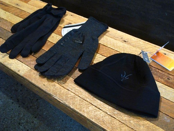 Winter Gloves, Socks, and Hats