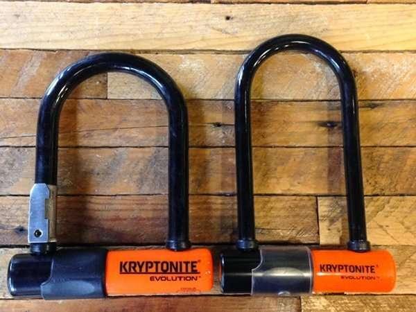kryptonite evolution lite mini-6 bicycle u Lock