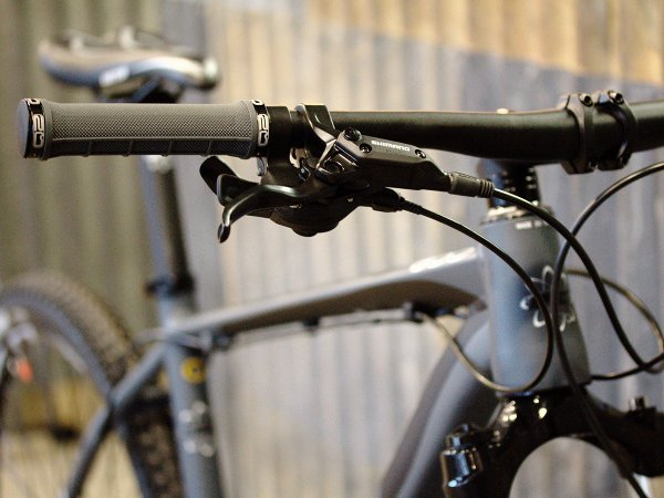 2015 khs sixfifty 600 27.5 650b hardtail mountain bike sram 2x10