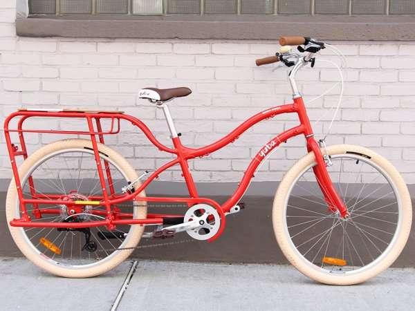 yuba boda boda mundo cambridge cargo bicycle boston