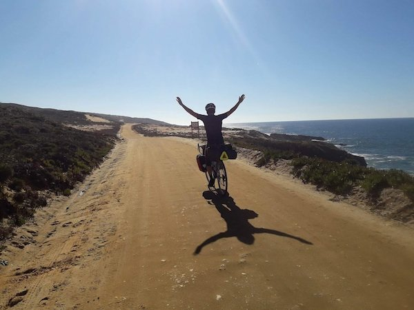 Val's 90 Days Cycling in Europe