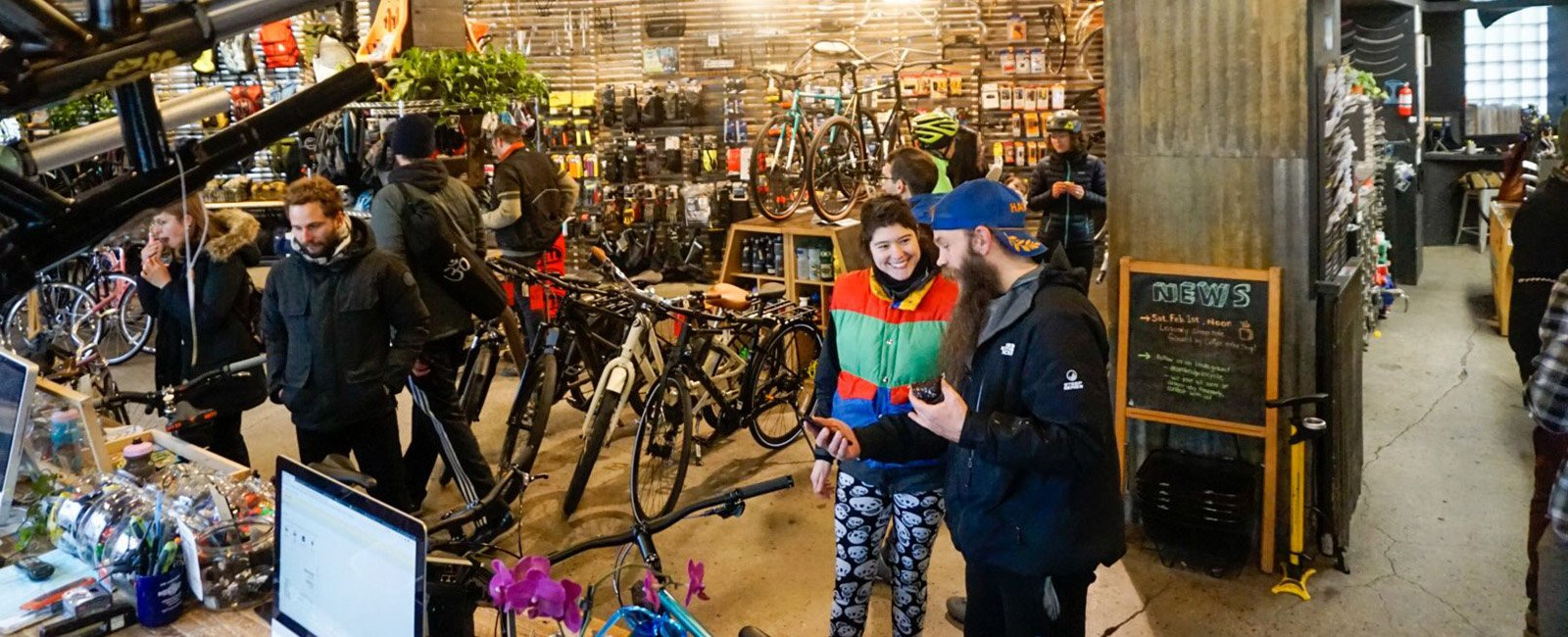 Cambridge Bicycle Store serving Boston Massachusetts Region