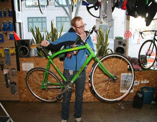 Cruiser Mountain bike